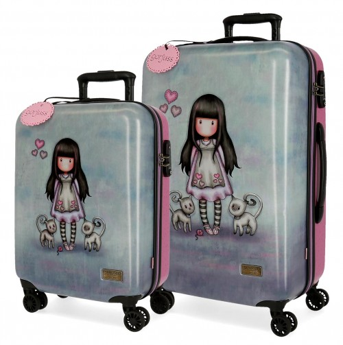 3471661 juego maletas cabina y mediana gorjuss tall tails