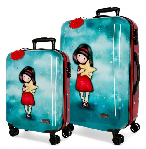 3511661 juego maletas cabina y mediana gorjuss my star