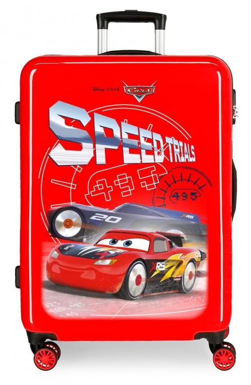 4031821 maleta mediana cars speed trials