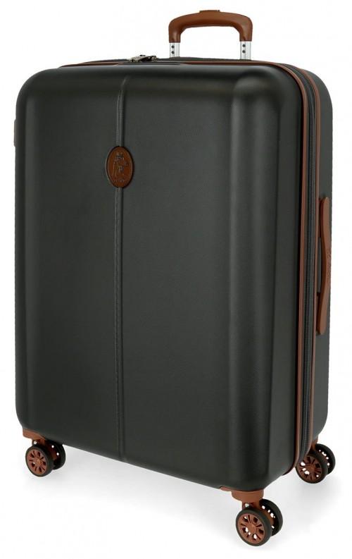 5128821  maleta mediana abs el potro new ocuri antracita