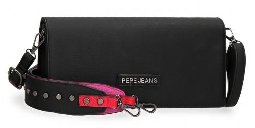 7235221 Bandolera con Solapa Pepe Jeans Alexa