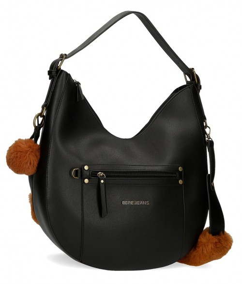 7267221 Bolso Pepe Jeans Annie Negro