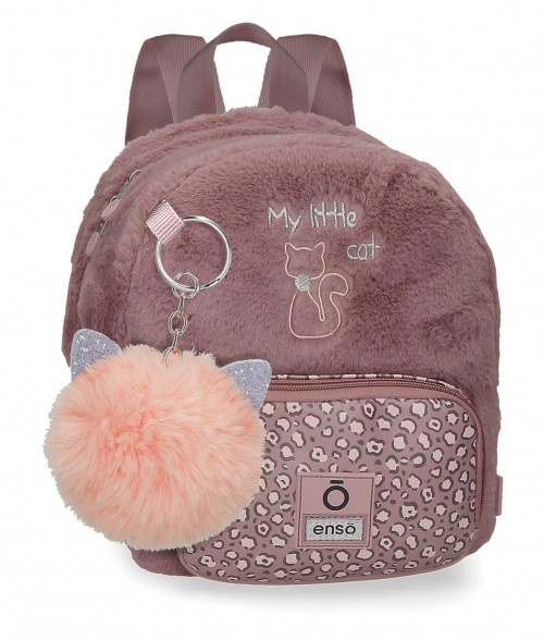 9292061 mochila de paseo 23 cm enso my little cat