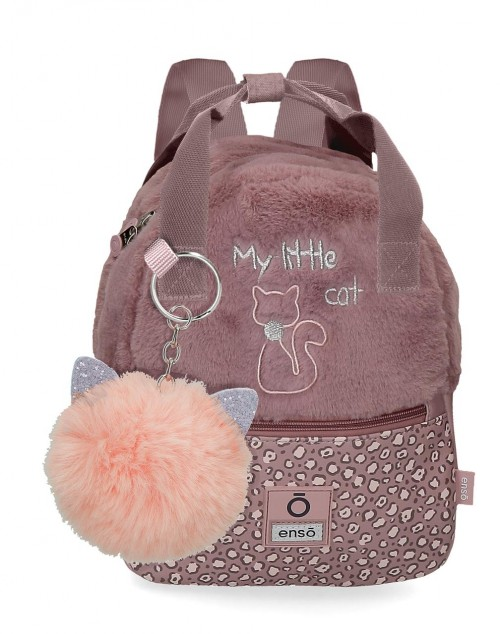 9292161 mochila de paseo 27 cm enso my little cat
