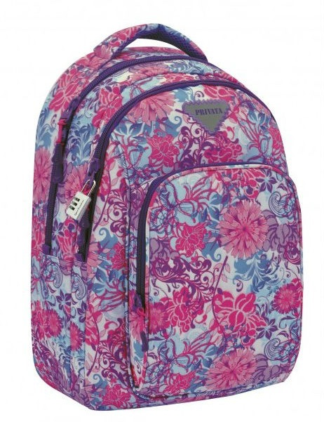 Mochila doble Privata Floralise 555444