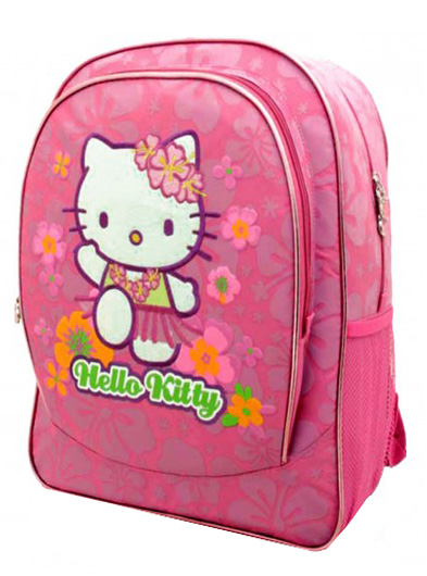 mochila hello kitty Adaptable a carro 7224381