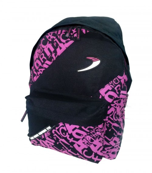 mochila santa monica rosa