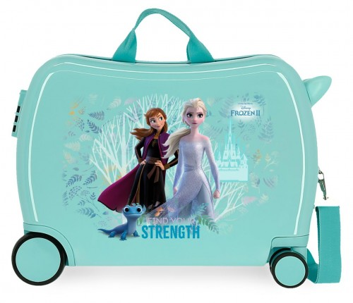 2069821  maleta infantil correpasillos  frozen find your strenght