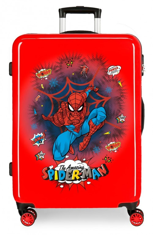 2071821 maleta mediana spiderman pop