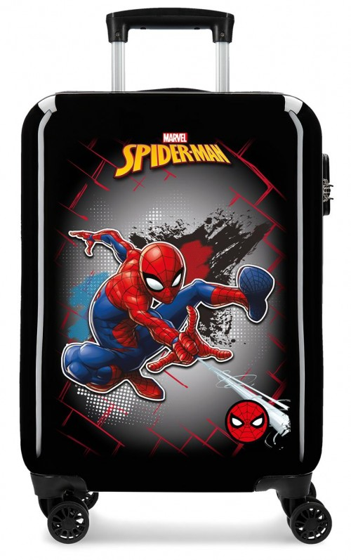 4041721 Maleta de Cabina Spiderman Red