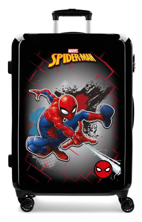 4041821 Maleta Mediana Spiderman Red