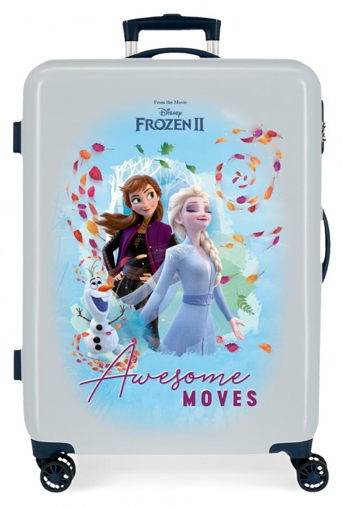 4051821 maleta mediana Awesome Moves frozen 2