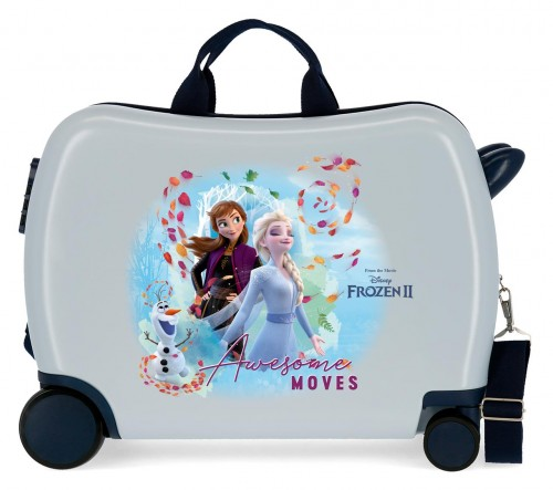 4059821 maleta infantil correpasillos Awesome Moves frozen 2