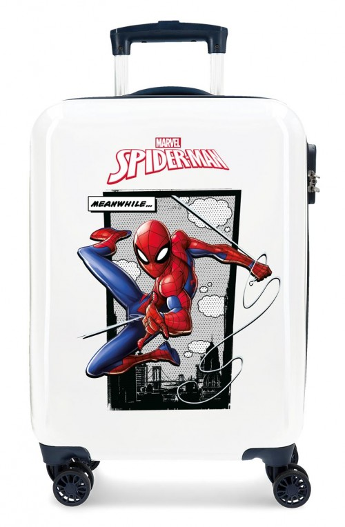 4651761 Maleta Cabina Spiderman Action