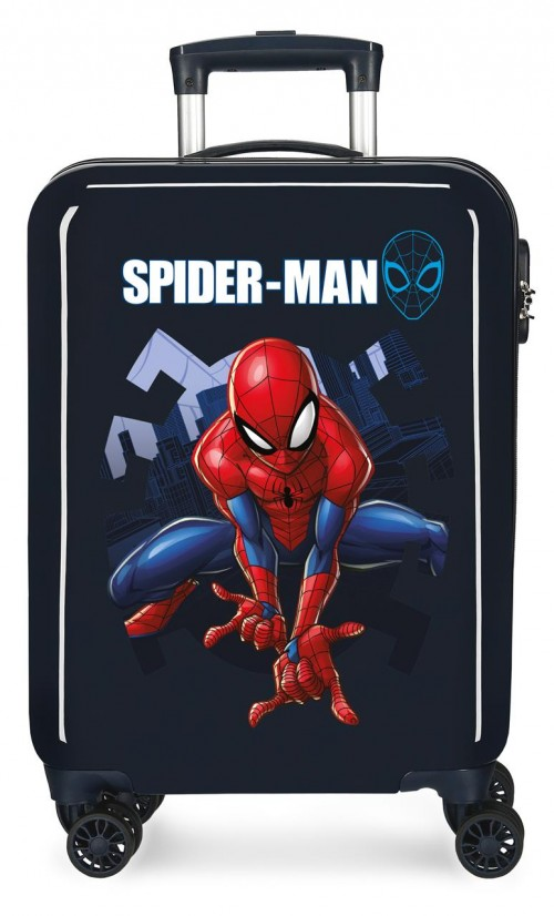 4651762 maleta de cabina spiderman action