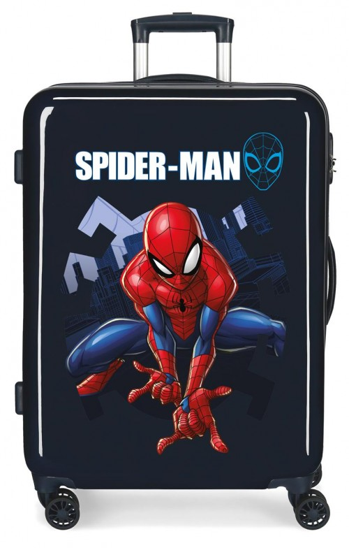 4651862 Maleta Mediana Spiderman Action