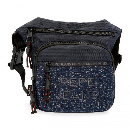 6494962 Riñonera Pepe Jeans Hike Azul