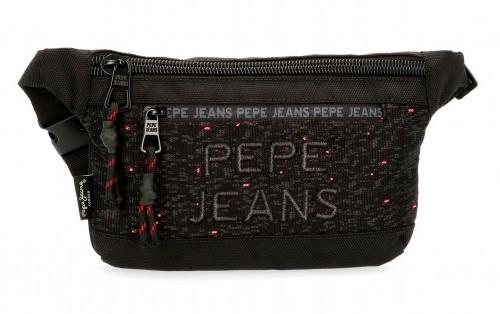 6497361 Riñonera Pequeña Pepe Jeans Hike negro