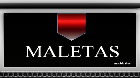 Oferta de Maletas. Mochival