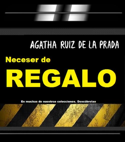 Neceser de Regalo Agatha Ruiz de la Prada en muchas de nuestras colecciones. Mochival