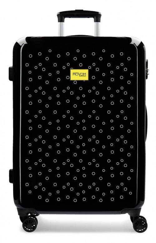 3651862 maleta mediana movom bubbles amarillo