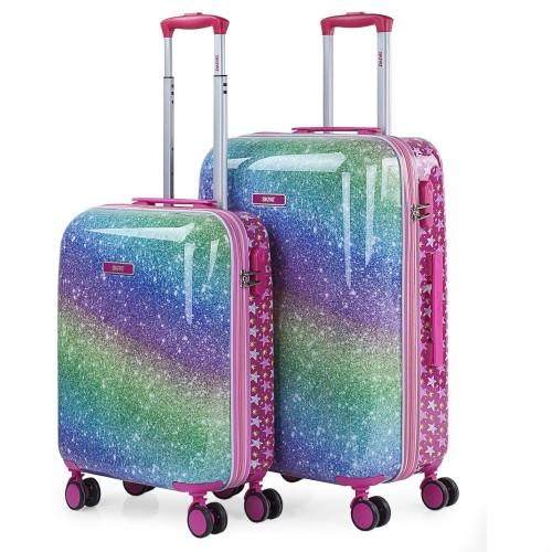 131300 Juego maletas cabina y mediana Skpat Star 4