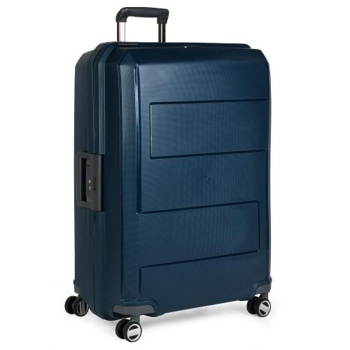 16117001 Maleta Grande Jaslen Londres en Polipropileno Azul