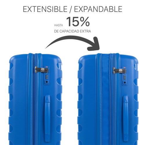 maletas jaslen roma expandibles