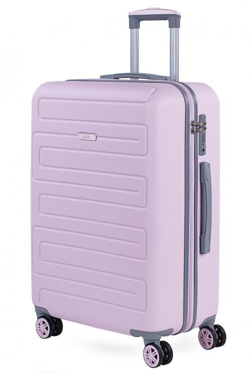 17506003 maleta mediana skpat monaco rosa