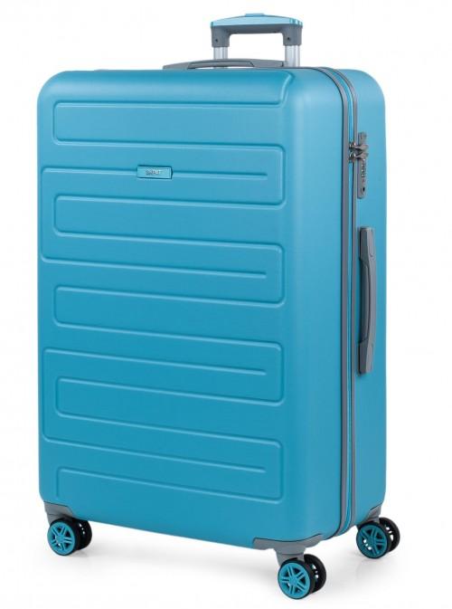 17507001  maleta grande skpat monaco turquesa