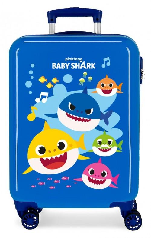 4161721 maleta cabina baby shark ocean sharks