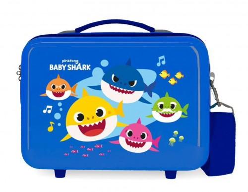 4163921 Neceser rigido Baby Shark Ocean sharks