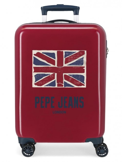 6151721 maleta de cabina ABS pepe jeans andy