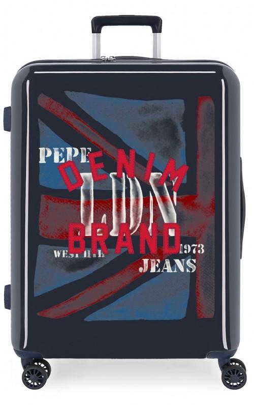 7419423 Maleta Mediana Pepe Jeans Chad
