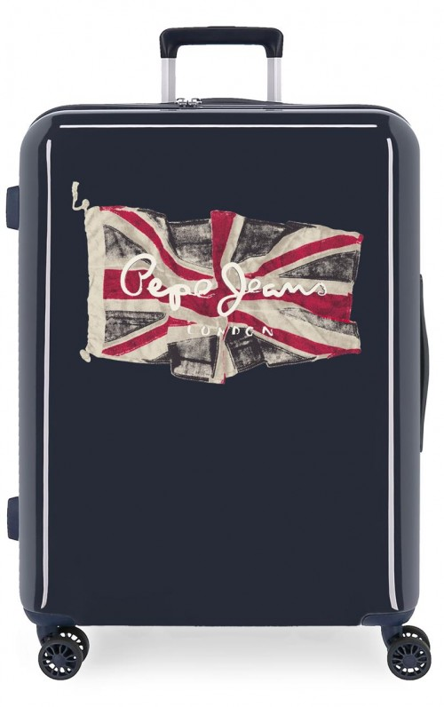 7679421 Maleta Mediana Pepe Jeans Flag