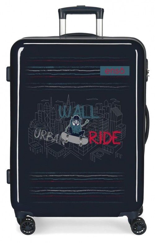 9071821 Maleta Mediana Enso Wall Ride