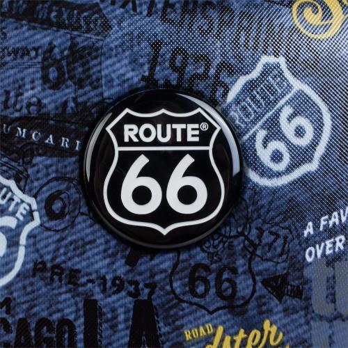 R61160 Maleta Mediana Route 66 Philadelphia