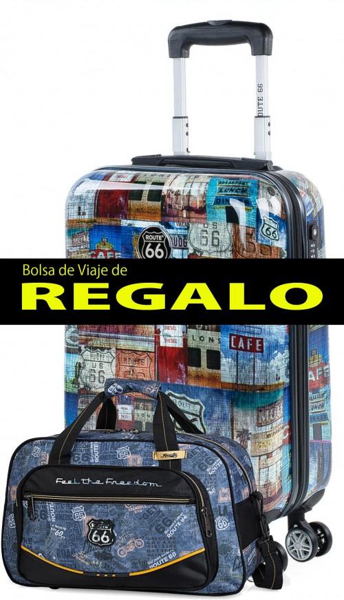 R61250 Maleta de Cabina Route 66 HOLBROOK
