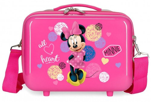 2053921 neceser rígido love minnie