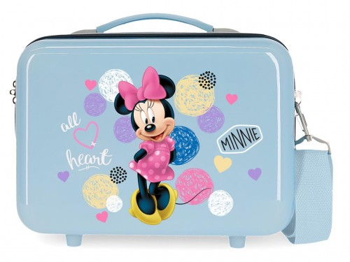 2053923 neceser rígido love minnie