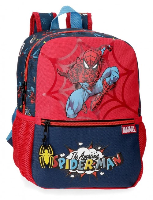 20722D1 mochila 32cm spiderman pop