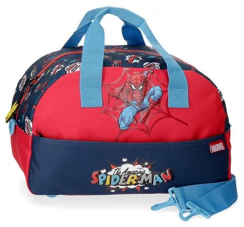 2073221 bolsa de viaje 40cm spiderman pop