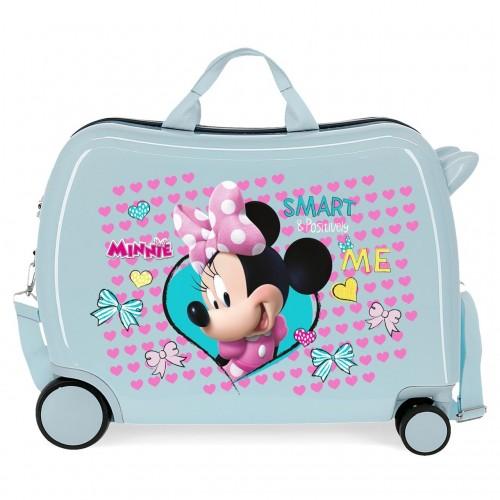 2239863 maleta infantil Happy Helpers azul claro