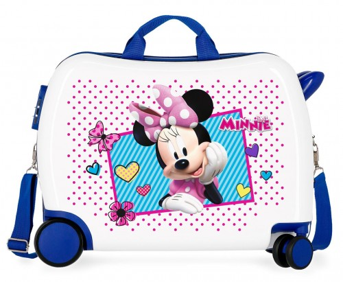 2399864 maleta infantil joy minnie