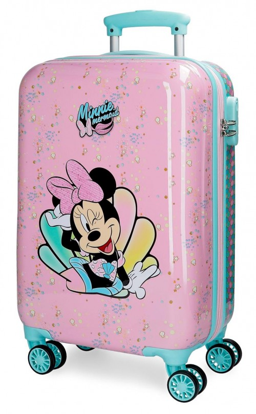 2491461 Maleta de Cabina Minnie Mermaid