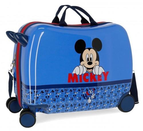 2529861 Maleta Infantil Mickey Moods