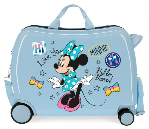 2569864 maleta infantil enjoy minnie hi love