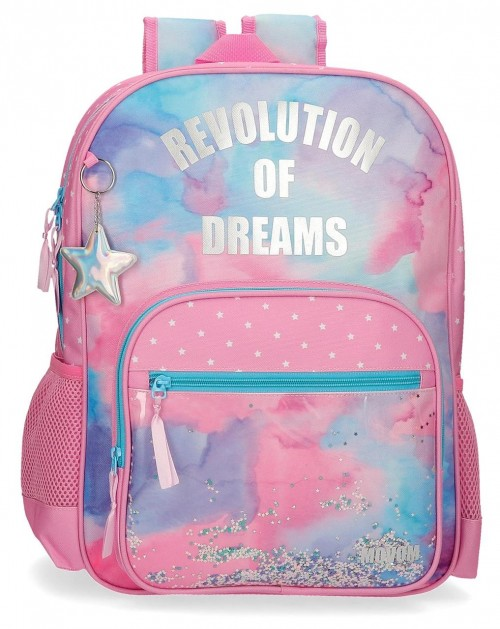 30223D1 mochila grande 42cm adaptable movom revolution dreams