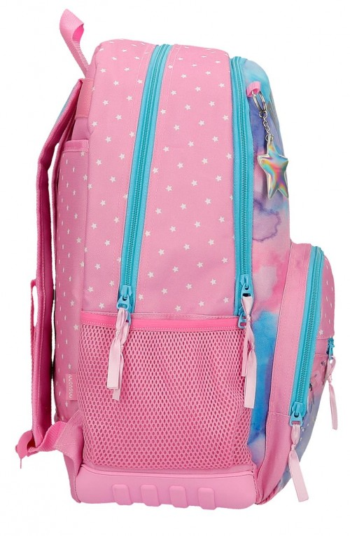 3022621 mochila 44cm doble comp. adaptable cantoneras  movom revolution dreams