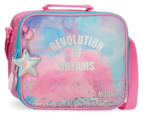 3024521 portameriendas adaptable con bandolera movom revolution dreams